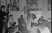 """هذه قصة سفارة أنقرة بواشنطن مع """"موسيقى الجاز"""" والعنصرية"""
