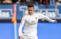 """لعنة الإصابة تلحق فاسكيز بـ""""معطوبي"""" ريال مدريد"""