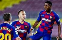 برشلونة يثمن عودته القوية ويهزم ليغانيس بثنائية (شاهد)