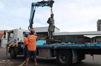 تماثيل لرموز العنصرية أسقطت باحتجاجات مقتل فلويد (إنفوغراف)