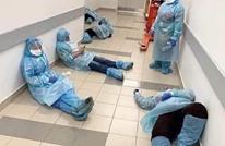 """""""العفو الدولية"""" تطالب مصر بالتوقف عن قمع الأطباء"""