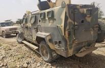 الجيش اليمني يستولي على مدرعات حوثية ويتقدم جنوبا