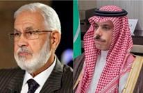 سيالة يبحث مع نظيره السعودي رفض ليبيا انعقاد الجامعة العربية