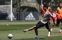 بعد انقضاضه على الصدارة.. ريال مدريد يتدرب دون نجميه (شاهد)