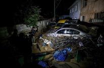 مصرع 5 أشخاص جراء سيول في بورصة شمال غرب تركيا (شاهد)