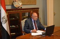 """مصر """"تنشد"""" الدعم في سد النهضة و""""تتشدد"""" تجاه ليبيا"""