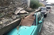 وفاة شاب سوري جراء عاصفة شديدة ضربت إسطنبول