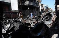 حديث عن كورونا تسبب بتحطم الطائرة الباكستانية المنكوبة