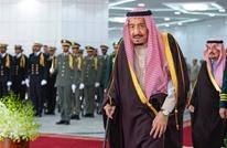 امرأة في صفوف الحرس الملكي السعودي تثير جدلا (صورة)