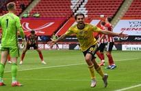 هدف قاتل يرسل أرسنال لنصف نهائي كأس الاتحاد الإنجليزي