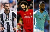 لاعبون عرب حققوا أكثر من بطولة أوروبية.. تعرف عليهم (إنفوغراف)