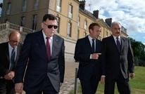 """هكذا علقت """"الوفاق"""" على تصريحات ماكرون بشأن ليبيا"""