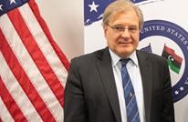 السفير الأمريكي في طرابلس يشيد بدور تركيا الإيجابي في ليبيا