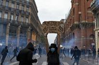 أطباء: الغاز المدمع يؤدي لتفاقم أعراض كورونا بين المتظاهرين