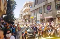 مظاهرات حاشدة في السويداء ضد نظام الأسد (شاهد)