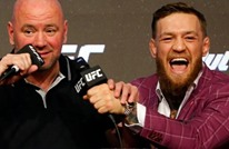 المقاتل ماكغريغور يعتزل للمرة الثالثة.. ورئيس منظمة UFC يعلق