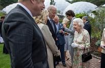 الملكة إليزابيث تلتقي الرئيس الأمريكي رقم 13 خلال منصبها