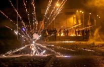 تواصل الاحتجاجات الليلية بتونس.. ووقفة للتنديد بقمع الشرطة