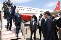 وزير الخارجية التركي في طرابلس على رأس وفد رفيع (شاهد)