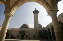 مسجد السيد هاشم في غزة يحتضن قبر جد الرسول هاشم بن عبد مناف