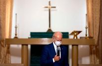 """أساقفة يناقشون حرمان بايدن من شعيرة مقدسة بسبب """"الإجهاض"""""""