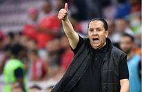 """التونسي معلول يستقيل من تدريب منتخب سوريا.. """"لن أنساكم"""""""