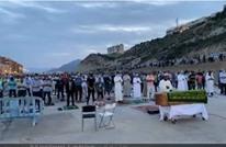 تشييع جنازة المغربي يونس بلال ضحية العنصرية بإسبانيا (شاهد)
