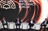 3 وزراء خارجية عرب يشاركون في منتدى أنطاليا التركي