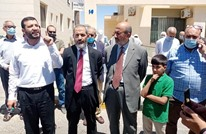 وقفة أمام سفارة مصر بالأردن تنديدا بأحكام الإعدام (شاهد)