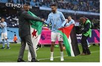 هل يضحي مانشستر سيتي بمحرز بسبب تضامنه مع فلسطين؟