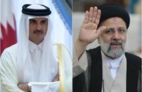 """""""رئيسي"""" يوضح لأمير قطر """"عقيدة"""" السياسة الإقليمية لإيران"""