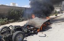 مقتل 3 سوريين بينهم طفلة بتفجير بعفرين شمال حلب (شاهد)