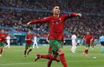هل يتمكن رونالدو من تحطيم هذا الرقم القياسي أمام بلجيكا؟
