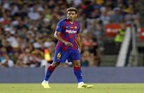 برشلونة يعلن رحيل مدافعه توديبو بشكل رسمي