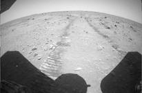 """الصين تنشر صورا جديدة للمريخ من مركبتها """"تيانون-1"""""""