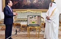 """البرلمان العربي يمنح السيسي وسام """"القائد"""" لهذا السبب"""