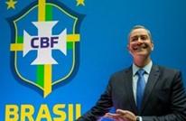 التحرش الجنسي يتسبب في إيقاف رئيس اتحاد الكرة البرازيلي