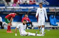 """إصابة بنزيما تصدم عشاق منتخب فرنسا قبل الـ""""يورو 2020"""""""