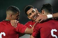 المنتخب المغربي يحقق فوزا صعبا على غانا