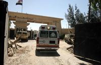 وفد أمني مصري يصل إلى غزة غدا لمتابعة تنفيذ المصالحة