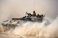 توغل إسرائيلي وإطلاق نار على أطراف خانيونس