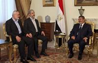 خلفان: إٍسرائيل راضية عن مرسي وحماس لم تهاجمها