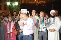 استنكار منع أمني لفعاليات التضامن مع غزة بالمغرب