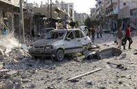 تنسيقية معارضة: مقتل 8 مدنيين بقصف جوي لدير الزور