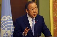 بان كي مون يشكل لجنة تحقيق في حرب غزة