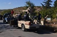 """اشتباكات بين """"النصرة"""" وكتائب عسكرية في ريف إدلب"""
