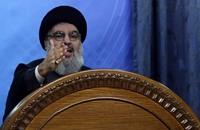 نصر الله: حكام عرب دعوا نتنياهو للاستمرار في الحرب