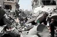 حصيلة 3 أسابيع من الحرب الإسرائيلية على قطاع غزة