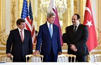 محلل إسرائيلي: كيري فضل قطر وتركيا على مصر والسعودية