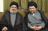 السفير: نصرالله تدخل مرارا لرأب الصدع الشيعي العراقي